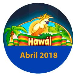 Enigma Diario Hawai Abril 2018