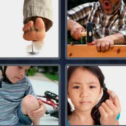 4 fotos 1 palabra curitas