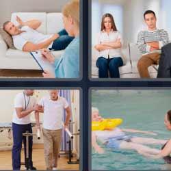 4 fotos 1 palabra psicologo