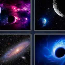 4 fotos 1 palabra estrellas