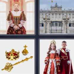 4 fotos 1 palabra reyes